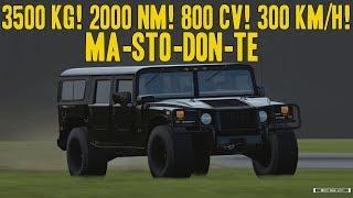 Forza Motorsport 7 | HUMMER H1 : MA-STO-DON-TE