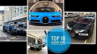 Top 10 Most Expensive Luxury Cars | High Priced Luxury Cars | 2018