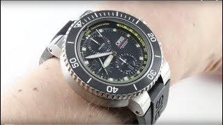 Oris Aquis Depth Gauge Chronograph 774 7708 4154RS Luxury Watch Review