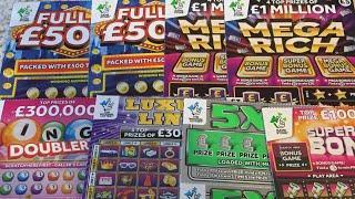 MEGA REACH????FULL OF £500????LUXURY LINE ????SUPER BONUS ????5X ????BINGO????????????