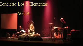 AUREA LUX (Montserrat Obeso) : Concierto de los 5 Elementos AGUA