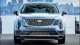 2019 Cadillac XT4 Premium Luxury AWD - New Compact SUV