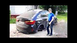 ╪  Car Crash Compilation 2018 HD  ╪  ♛  Best of 2018  ♛   【Russia】  【Germany】  【UK】