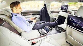Топ 10 Лучших Автомобилей премиум класса 2019 || luxury car 2019