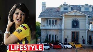 Sakshi Dhoni Lifestyle, House, Cars, Luxurious Lifestyle, Family, Biography