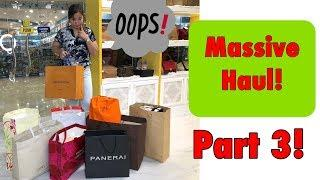Massive Luxury Haul Part 2018 Part 3! Stocks Overload ????