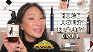 HUGE Luxury Beauty Haul