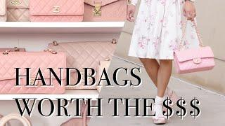 LUXURY BAGS THAT ARE WORTH THE MONEY ♡ My Most Worn Bags and Best Bags Cost Per Wear ♡ xsakisaki