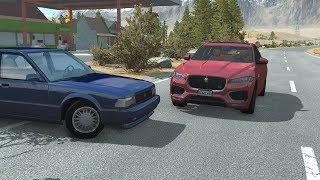 Short Stories 22 [Real Life Sounds]  - BeamNG Drive