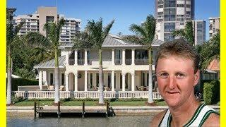 Larry Bird House Tour $4800000 Expensive Luxury Lifestyle 2018