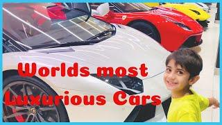 Worlds most expensive & Luxurious Cars review in DUBAI