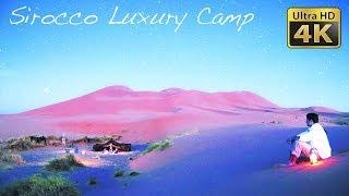DIY Travel Reviews - Sirocco Luxury Camp, Merzouga Desert, Morocco