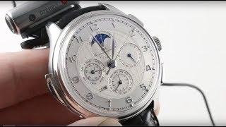 IWC Portuguese Grande Complication (Minute Repeater) IW3774-01 Luxury Watch Review
