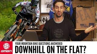 Ride Downhill With No Hills? | Ask GMBN Anything About Mountain Biking