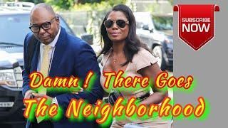 Omarosa aka Trixie & her Husband Sued for Unkept Luxury Florida Home in complete squalor