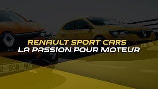 Renault Sport Cars : La Passion pour moteur