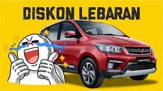 Intip Diskon Mobil Wuling Jelang Lebaran