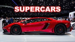 SUPERCARS COMPILATION - LUXURY CARS VISION BOARD