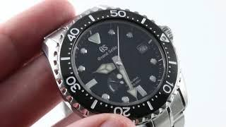 Grand Seiko Spring Drive Diver SBGA229 Luxury Watch Review