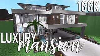 ROBLOX | Bloxburg: Luxury Mansion 166k