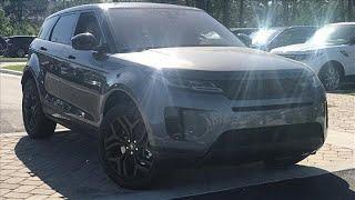2020 Land Rover Range Rover Evoque Raleigh, NC #N000016