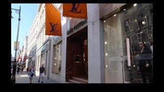 Vlog: Luxury Shopping Bond St, Selfridges & Dover St | Christian Louboutin!