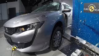 Peugeot 508 Crash Test Euro NCAP   December 2018 Ratings