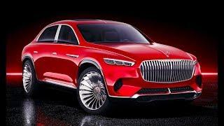 Mercedes Maybach Ultimate - Ultra Luxury Car with wild styling