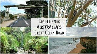 Australia's Great Ocean Road Drive | Roadtrip Vlog | Lux Life