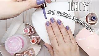 DIY Gel Polish Manicure at HOME! | KoKo & Claire Luxury Gel Polish