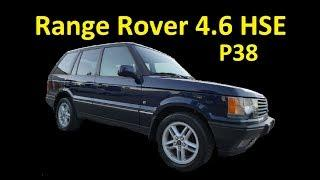 2002 RANGE ROVER FOR SALE ~ BUY A USED CLASSIC LUXURY SUV