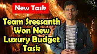 Team Sreesanth Won Luxury Budget Task | Bigg Boss 12