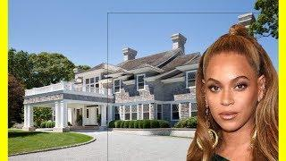 Beyonce & Jay Z House Tour $26000000 Luxury Expensive Mansion In The Hamptons