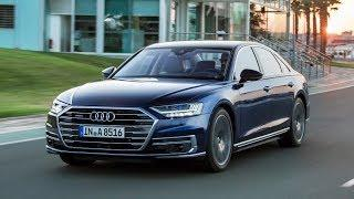 2019 Audi A8 Review - Amazing Luxury Sedan