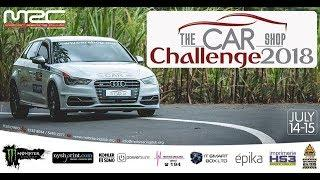 MRC - The Car Shop Challenge 2018  Rally Nicoliere  14-7-18