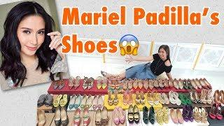 Letting go of Mariel Padilla's 42 Pairs of Luxury Shoes