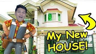 *NEW* Building My New Dream House in Delhi (LUXURY AREA) - House Flipper
