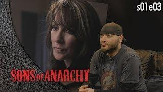 Sons of Anarchy: 1x3 'Fun Town' REACTION