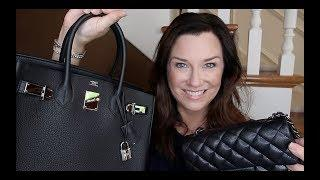 5 LUXURY MUST HAVES IN MY COLLECTION TAG
