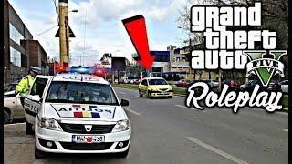 IN POLITIE DIN NOU !!!  GTA 5 ROLEPLAY ROMANIA FIVEM