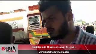 Waghodiya Chokdi Pase Akasmat Ek Nu Mot 2019 | Spark Today News Vadodara