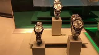 LUXURY WATCHES SHOPS OF MELBOURNE - Rolex, Tudor, Patek, JLC, Cartier