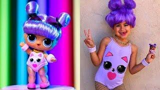 Куклы #LOL в реальной жизни 3 часть???? Real Life LOL Surprise Dolls Part 3