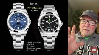 Buying a Rolex and Ways to Save on a Luxury Watch Purchase