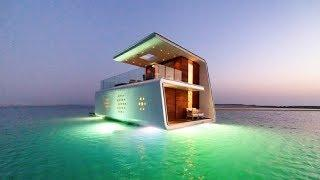 Want To Live In An Underwater Luxury Villa We Have Just The Place For You
