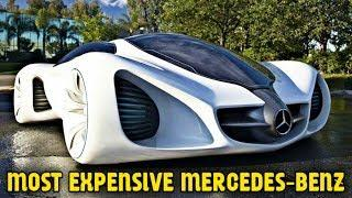 Top 10 Most Expensive Mercedes-Benz Cars In The World 2018