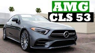2019 Mercedes-AMG CLS 53 Review | The BEST Luxury Sports Sedan?