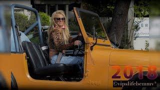 Britney Spears's Cars Collection 2018