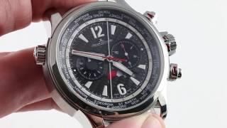 Jaeger-LeCoultre Master Compressor Extreme World Limited Edition Q1768451 Luxury Watch Review