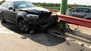 Accident rutier în Arad